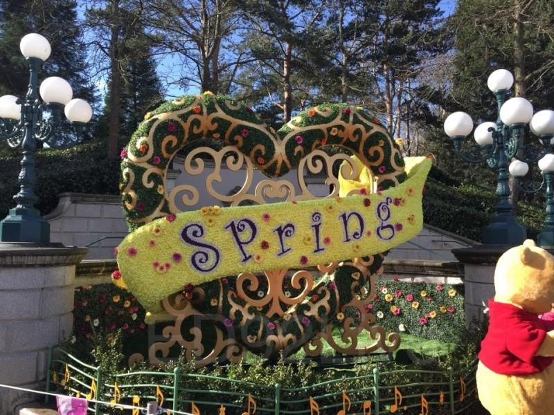Festival du Printemps du 1er mars au 31 mai 2015 - Disneyland Park  - Page 6 15138910
