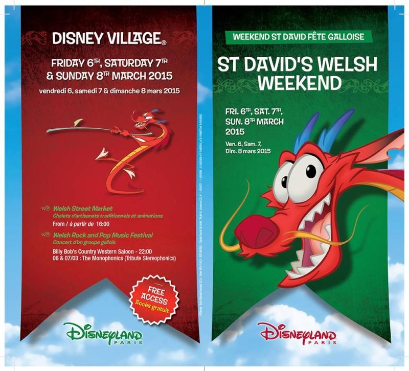 Programmes St David (7 mars 2015) et La St Patrick( 17 mars 2015) 19326410