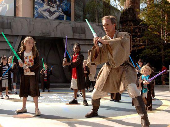 Jedi Training Academy à Vidéopolis 474d0510