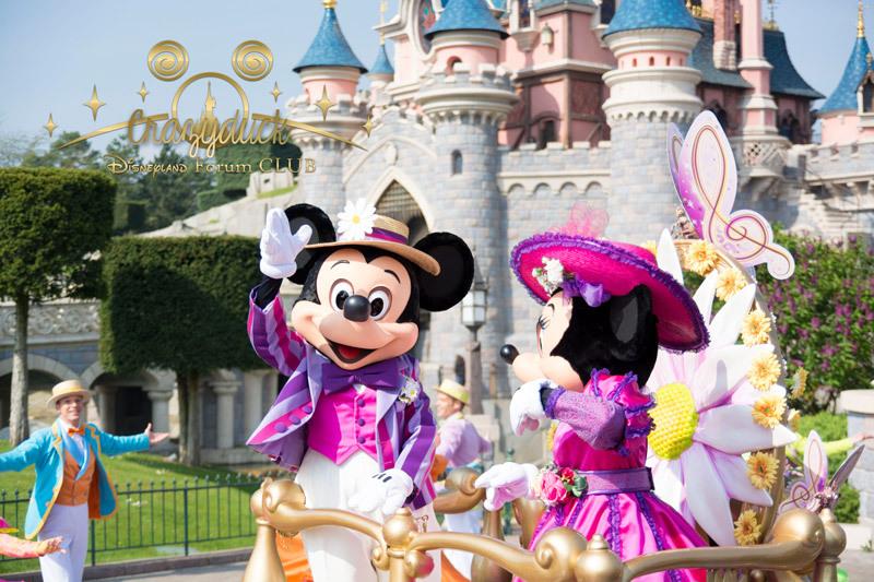 Festival du Printemps du 1er mars au 31 mai 2015 - Disneyland Park  - Page 2 58794610