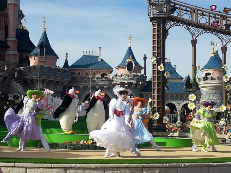 Festival du Printemps du 1er mars au 31 mai 2015 - Disneyland Park  - Page 8 98386410