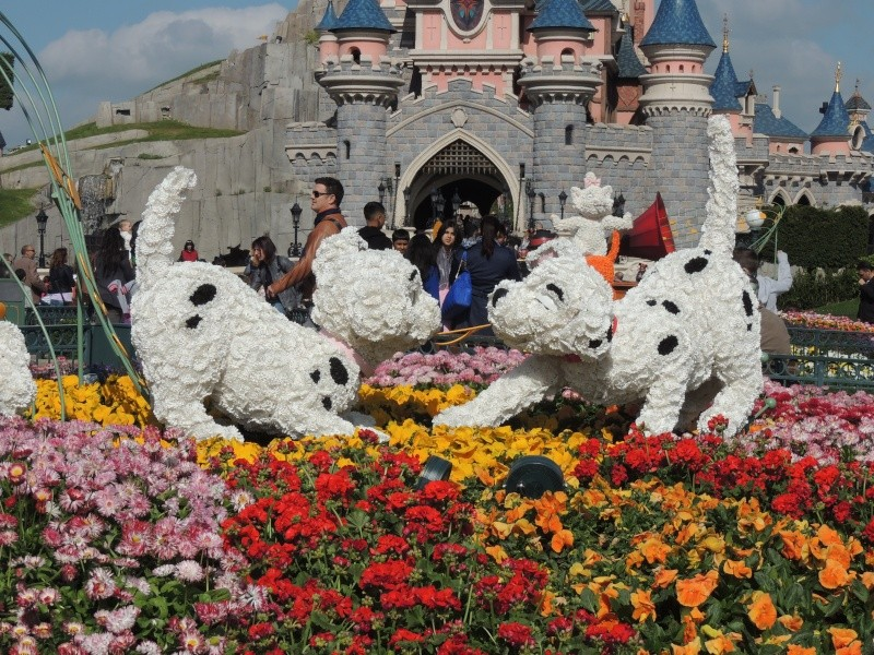 Festival du Printemps du 1er mars au 31 mai 2015 - Disneyland Park  - Page 2 Dscn7211