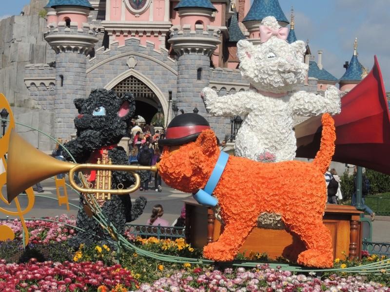 Festival du Printemps du 1er mars au 31 mai 2015 - Disneyland Park  - Page 2 Dscn7212