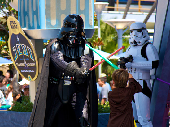 Jedi Training Academy à Vidéopolis Jedi_t10