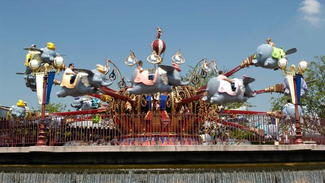 Dumbo the Flying Elephant N0077610