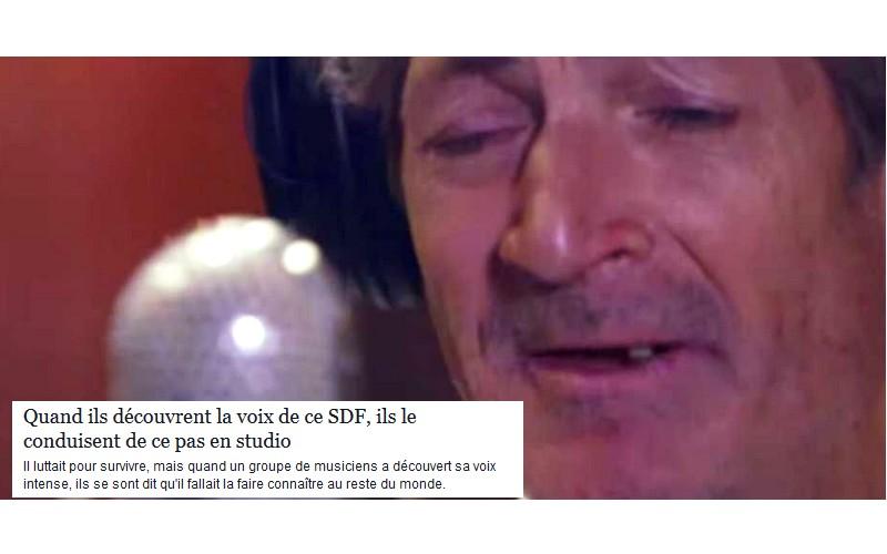 "Doug Seegers interprète ""Going Down To The River"" Sans_177"