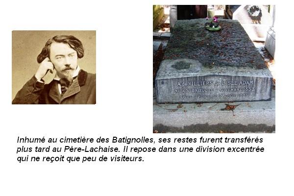 Auguste VILLIERS DE L'ISLE-ADAM 1838-1889 Sans_263