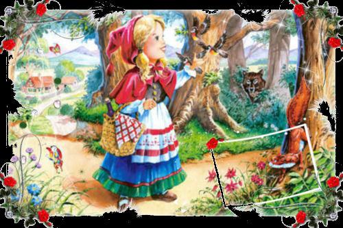 Le Petit Chaperon Rouge 00000013