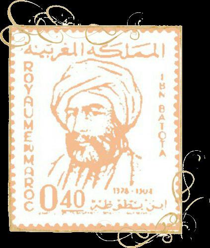 الرحالة العربي الشهير إبن بطوطة 11934610