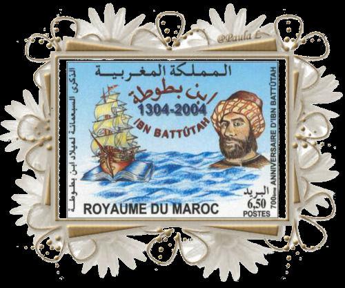 الرحالة العربي الشهير إبن بطوطة 11934611