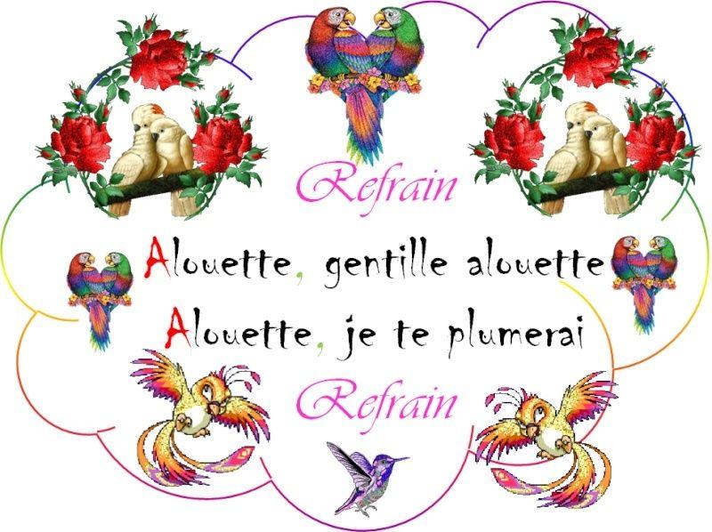"///أغاني فرنسية للأطفال/// [-_- ""Alouette ""-_-] 5610"