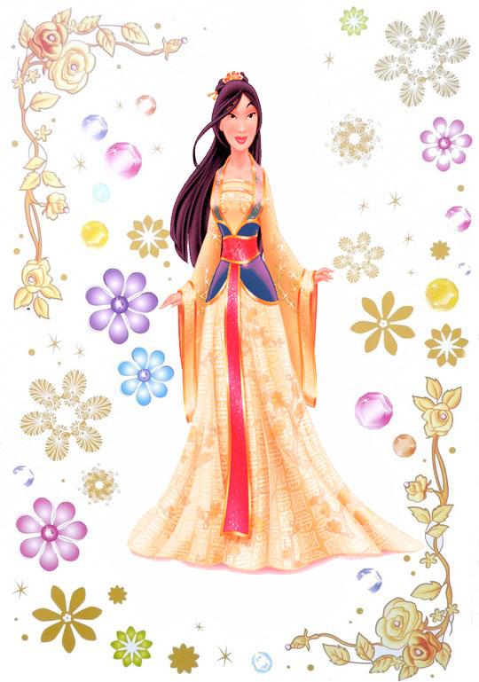* أحدث وأروع صور اميرات ديزني * * * Disney princess new look * Kk11
