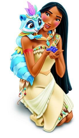 * أحدث وأروع صور اميرات ديزني * * * Disney princess new look * Pocaho11