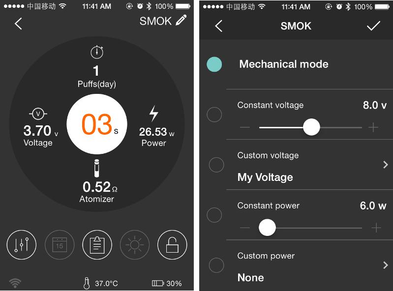 test du Smoktech BecPro : des idées et des ratés Smokte10