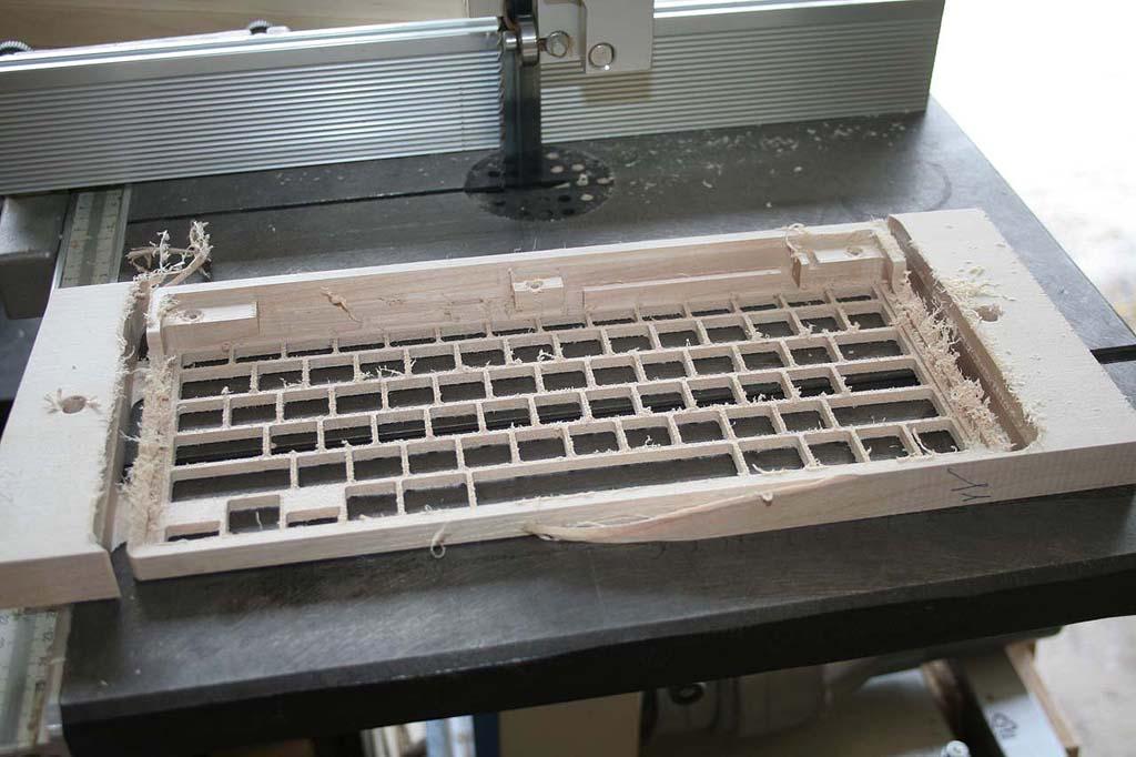 [Usinage CNC] - Claviers en bois Grille11