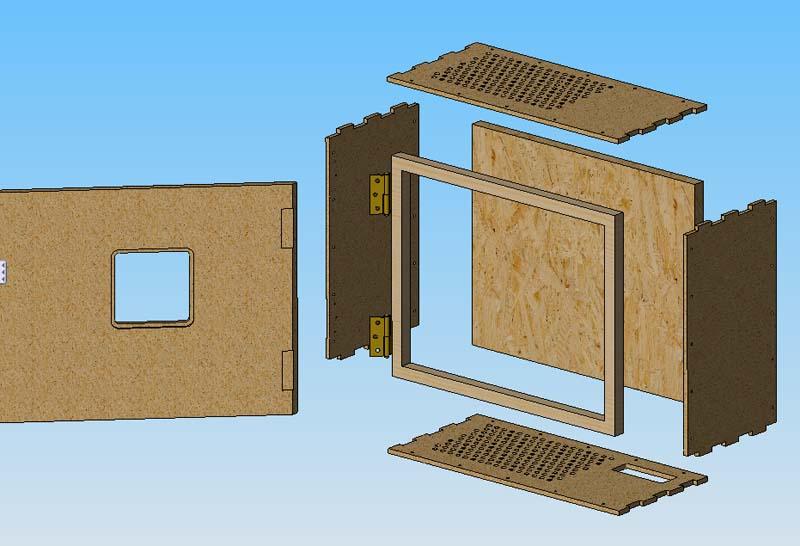 [fabrication - CNc] coffret électrique en MDF Pac_co11