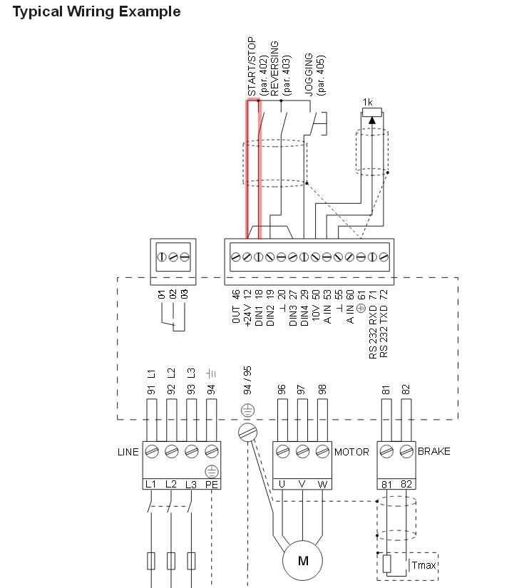 aide sur variateur de frequence 220v tri  r u00e9solu