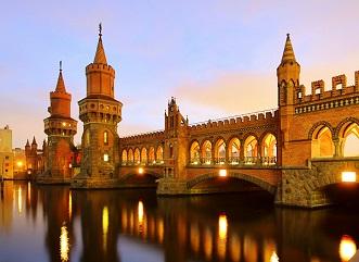 Berlin au nouvel an ! Pont10