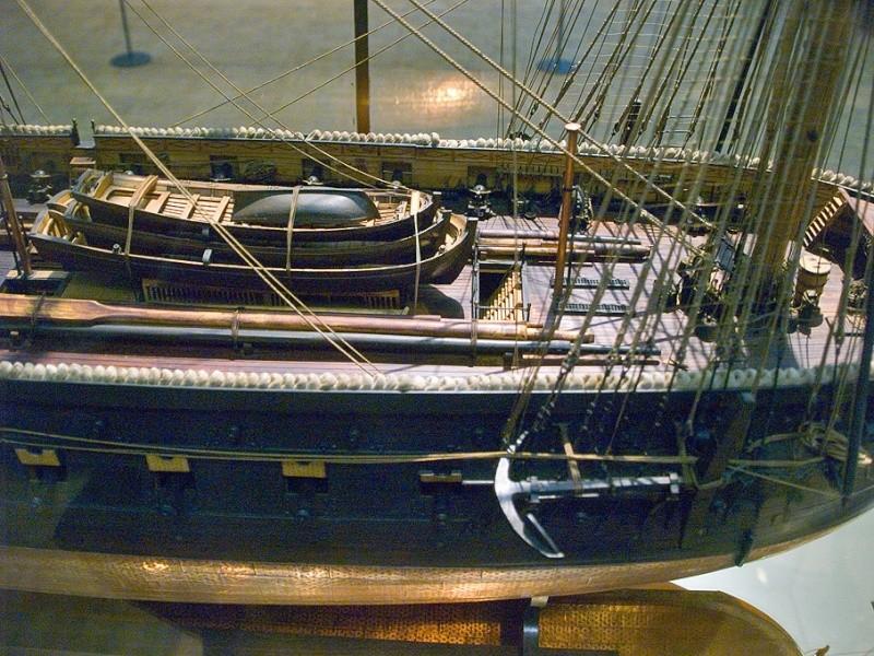 restauration une corvette aviso (1832-1840) 09013610