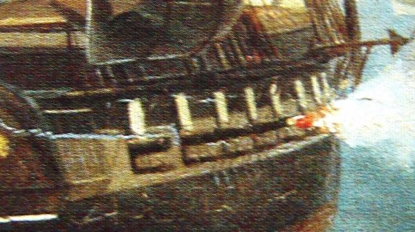 restauration une corvette aviso (1832-1840) Murata13