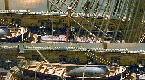 restauration une corvette aviso (1832-1840) Murate11