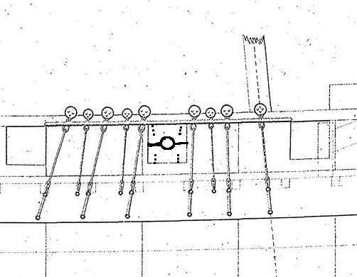 restauration une corvette aviso (1832-1840) Parasa10