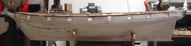 restauration une corvette aviso (1832-1840) Scafo10