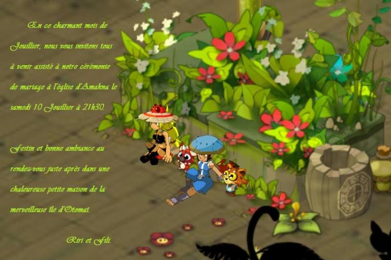 Mariage de Riri et Fifi Mariag11