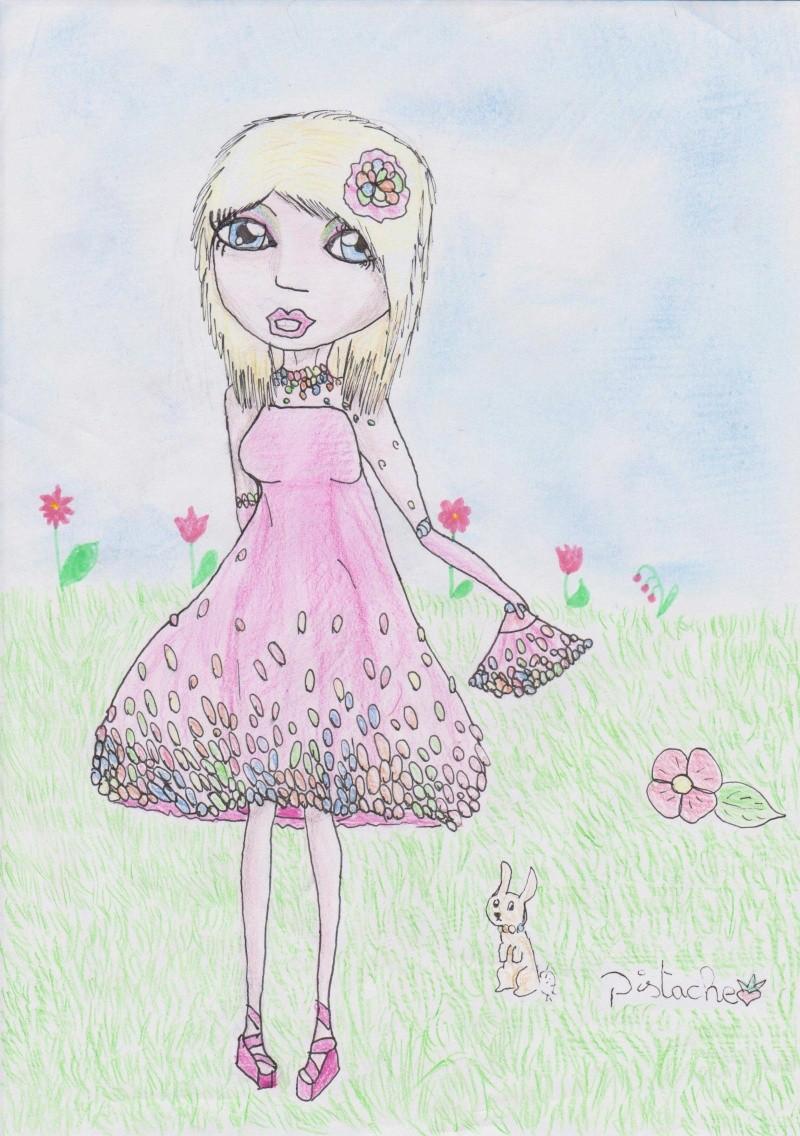 coups de crayons et de tablette gaphique de pistache ^^ Dior-010