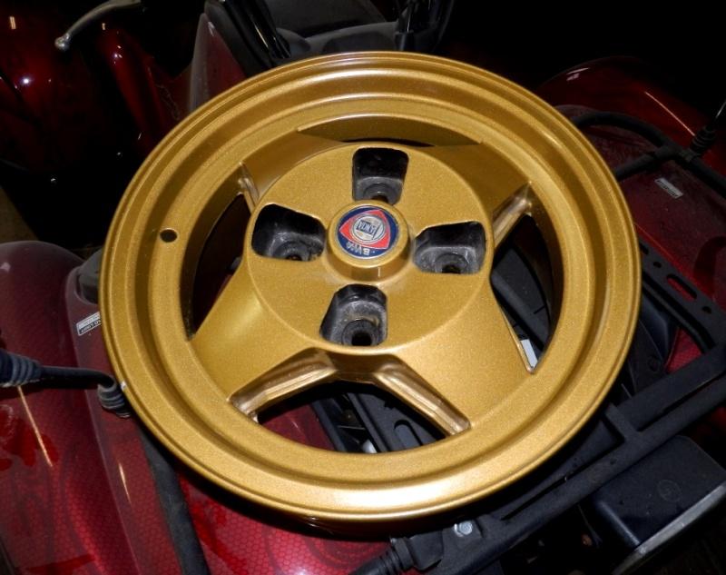 """[VENDO - Modena] -  Cerchio bwa 14"""" P1200210"""
