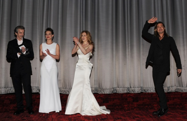 Brad and Angelina at World War Z Premiere..Leicester Square, London..June 2nd, 2013 - Page 4 3d1e3e10