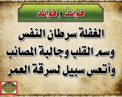 اسلاميات منوعة