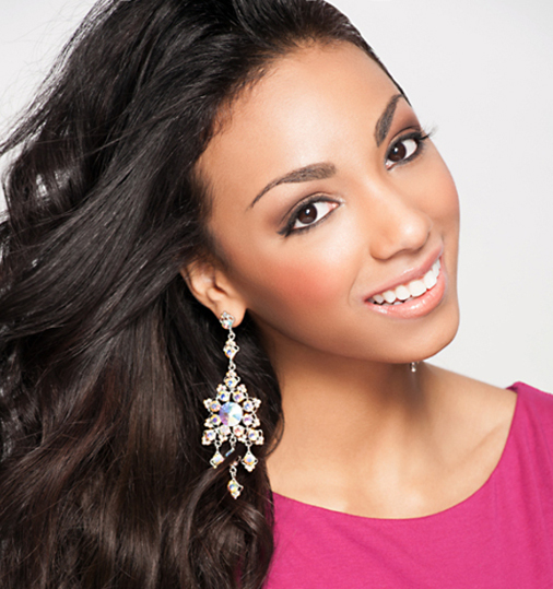 Road to Miss Teen USA 2013 - August 10, 2013 -Nassau, Bahamas Indian10