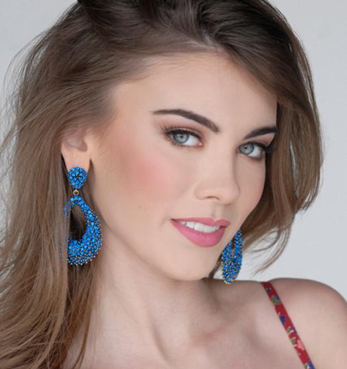 Road to Miss Teen USA 2013 - August 10, 2013 -Nassau, Bahamas Kansas10