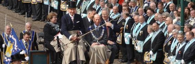 El Duque de Kent propuesto a la reelección como Gran Maestro de Inglaterra Kent10