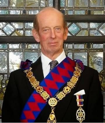 El Duque de Kent propuesto a la reelección como Gran Maestro de Inglaterra Kent110