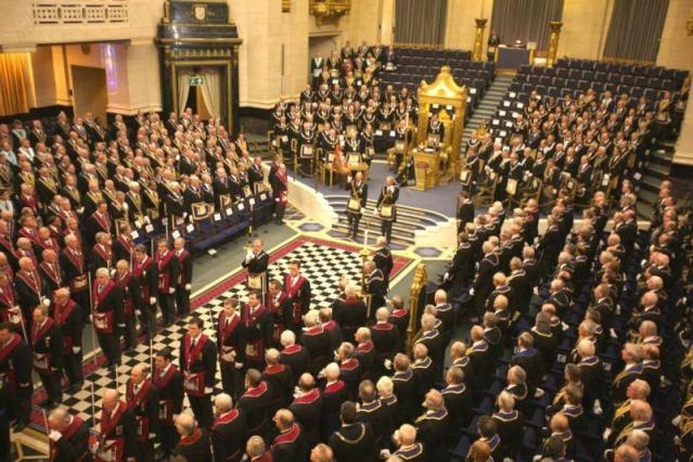 El Duque de Kent propuesto a la reelección como Gran Maestro de Inglaterra Kent210