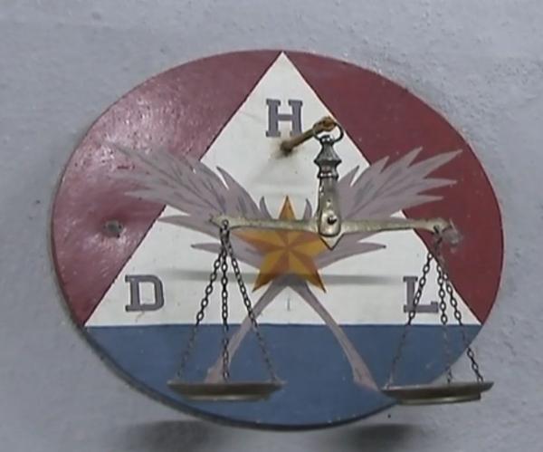 Escudo de la Logia Avanzada Fraternal  número 35 de Cienfuegos  Logia_10