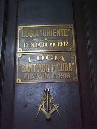 LAS LOGIAS EN CUBA Pruden14
