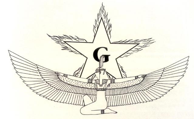Three esoteric representations of the number 5 Sglegi10