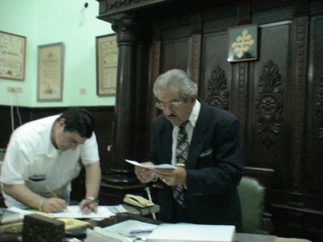 Supremo Consejo del Grado 33º para la República de Cuba Su10110