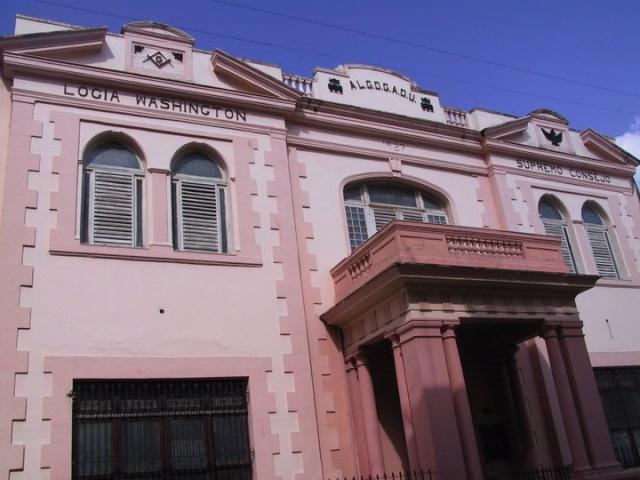 Supremo Consejo del Grado 33º para la República de Cuba Su110