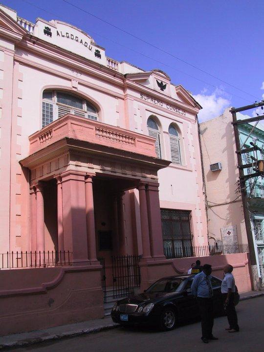 Supremo Consejo del Grado 33º para la República de Cuba Su210
