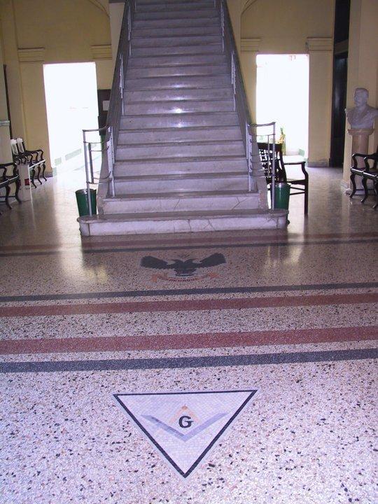 Supremo Consejo del Grado 33º para la República de Cuba Su410