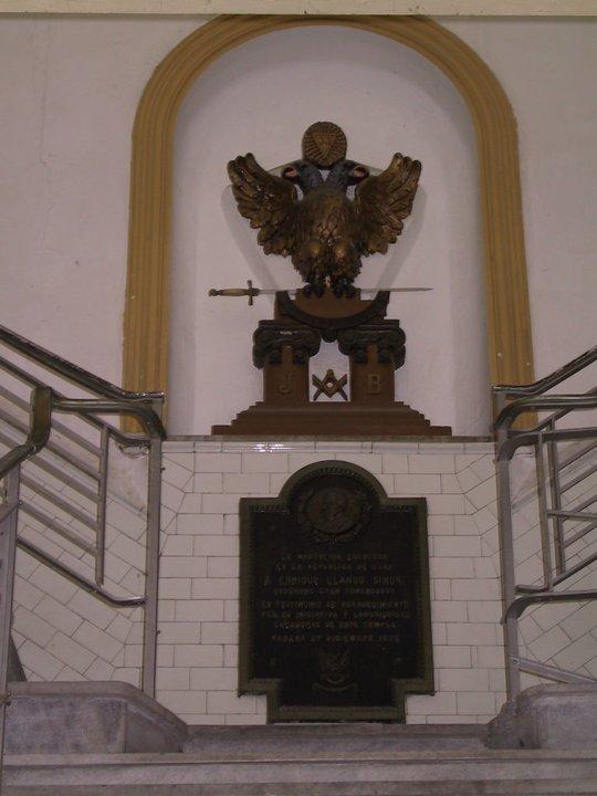 Supremo Consejo del Grado 33º para la República de Cuba Su810