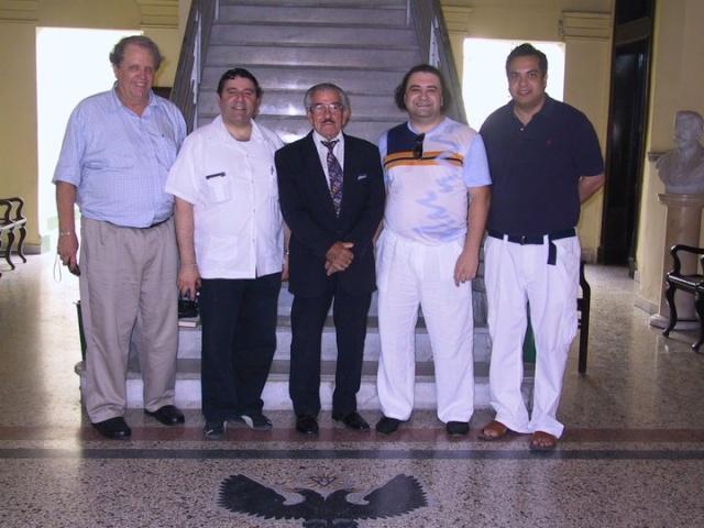 Supremo Consejo del Grado 33º para la República de Cuba Su910