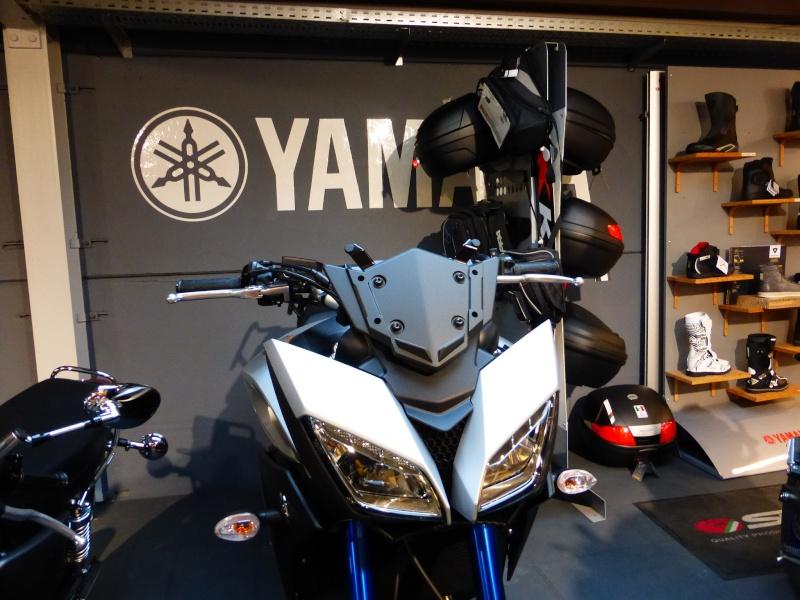 Photos de toutes les Yamaha TRACER du forum ! :) - Page 2 P1100211
