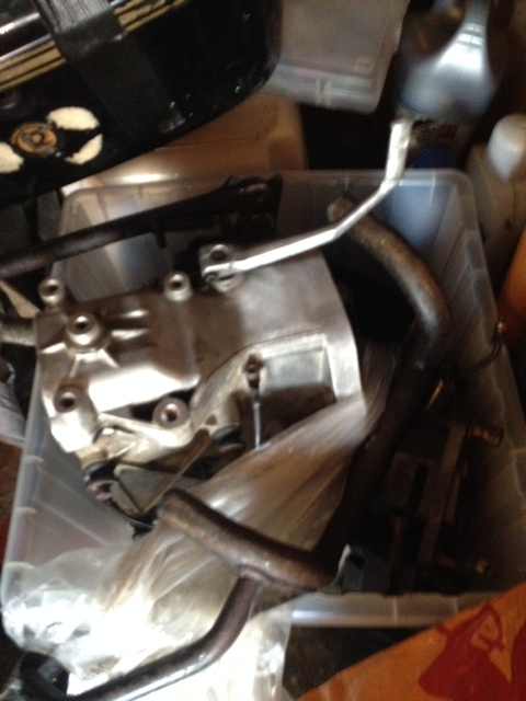BMW K100 Job Lot of spares for sale London engine with under 13000 miles Gearbo10