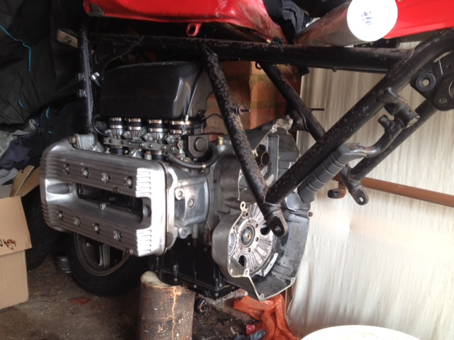 BMW K100 Job Lot of spares for sale London engine with under 13000 miles Photo_10