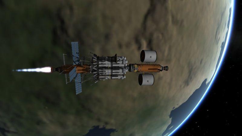 [KSP] Grosse mission vers Eve Screen18